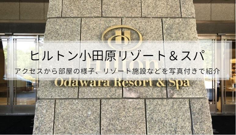 小田原 スパ & ヒルトン リゾート